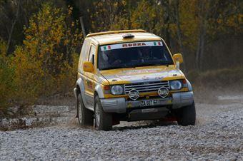 Morra Gianluca,Abbondi Luca(Mitsubishi Pajero,#33), CAMPIONATO ITALIANO CROSS COUNTRY