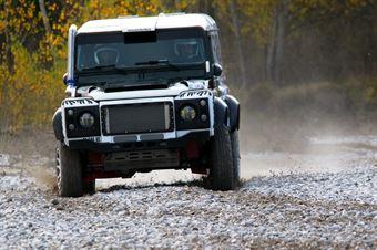 Saviotti Andrea,Mengrelli Michele(Land Rover Defender,#36), CAMPIONATO ITALIANO CROSS COUNTRY