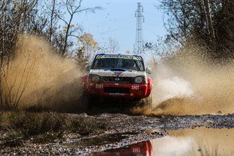 Crozzolo Federico,Pasian Paolo(Nissan Navara,#37), CAMPIONATO ITALIANO CROSS COUNTRY