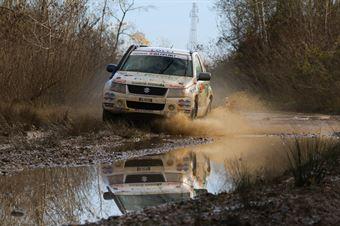 Lolli Andrea,Facile Francesco(Suzuki New Gran Vitara,#21), CAMPIONATO ITALIANO CROSS COUNTRY
