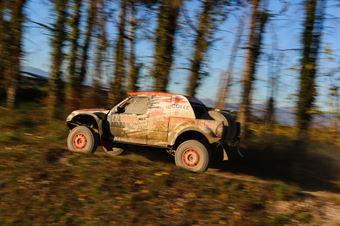Borsoi Elvis,Manfredini  Paolo(Toyota Toiodell,#11), CAMPIONATO ITALIANO CROSS COUNTRY