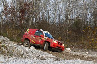 Lops Margherita,Briani Roberto(Suzuki Gran Vitara,#34), CAMPIONATO ITALIANO CROSS COUNTRY