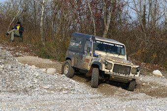 Grossi Simone,Manoni Daniele(Land Rover Defender,#35), CAMPIONATO ITALIANO CROSS COUNTRY