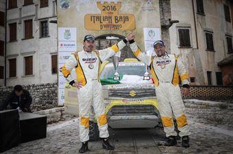 Codecà Lorenzo,Fedullo Bruno(Suzuki Gran Vitara,Emmetre Racing,#10), CAMPIONATO ITALIANO CROSS COUNTRY