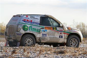 Cantarello Mauro,Darchi Cristian(Suzuki New Gran Vitara,#23), CAMPIONATO ITALIANO CROSS COUNTRY