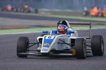 Jaden Conwright (Vincenzo Sospiri Racing,Tatuus F.4 T014 Abarth #6)   , ITALIAN F.4 CHAMPIONSHIP POWERED BY ABARTH