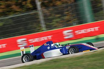 Mauro Auricchio (ADM Motorsport,Tatuus F.4 T014 Abarth #8)    , ITALIAN F.4 CHAMPIONSHIP POWERED BY ABARTH