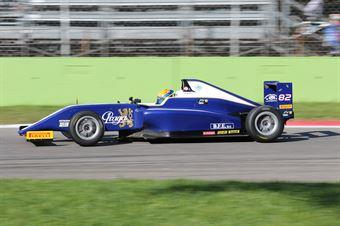 Leonard Hoogenboom (Cram Motorsport,Tatuus F.4 T014 Abarth #82)   , ITALIAN F.4 CHAMPIONSHIP POWERED BY ABARTH