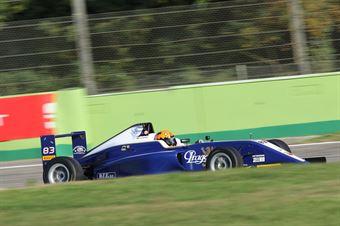 Manuel Maldonado Vergas (Cram Motorsport,Tatuus F.4 T014 Abarth #83)    , ITALIAN F.4 CHAMPIONSHIP POWERED BY ABARTH