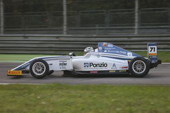 Riccardo Ponzio (Teramo Racing Team,Tatuus F.4 T014 Abarth #71)   , ITALIAN F.4 CHAMPIONSHIP POWERED BY ABARTH