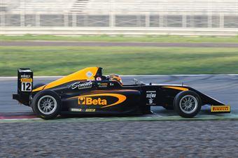 Giuliano Raucci (Diegi Motorsport,Tatuus F.4 T014 Abarth #12) , ITALIAN F.4 CHAMPIONSHIP POWERED BY ABARTH