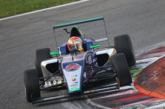 Vaclav Safar (RB Racing,Tatuus F.4 T014 Abarth #98)    , ITALIAN F.4 CHAMPIONSHIP POWERED BY ABARTH