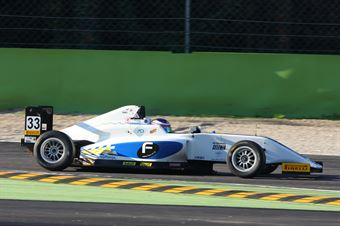 Marino Sato (Vincenzo Sospiri Racing,Tatuus F.4 T014 Abarth #33)   , ITALIAN F.4 CHAMPIONSHIP POWERED BY ABARTH