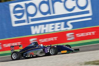 Yan Shlom (RB Racing,Tatuus F.4 T014 Abarth #99)    , ITALIAN F.4 CHAMPIONSHIP POWERED BY ABARTH