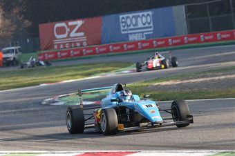 Marcos Siebert (Jenzer Motorsport,Tatuus F.4 T014 Abarth #18), , ITALIAN F.4 CHAMPIONSHIP POWERED BY ABARTH