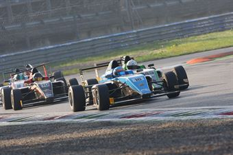 Job Van Uitert  Jenzer Motorsport,Tatuus F.4 T014 Abarth #16), Ian Rodriguez Wright (DRZ Benelli,Tatuus F.4 T014 Abarth #45)      , ITALIAN F.4 CHAMPIONSHIP POWERED BY ABARTH