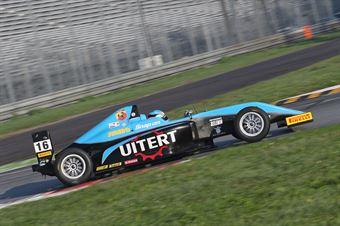 Job Van Uitert  Jenzer Motorsport,Tatuus F.4 T014 Abarth #16)     , ITALIAN F.4 CHAMPIONSHIP POWERED BY ABARTH