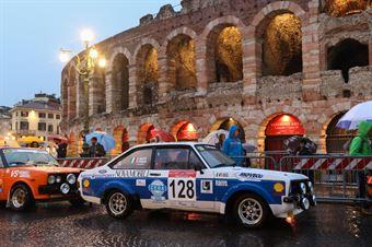 Porta PierLuigi,Matè Roberto(Ford Escort Rs2000,Scuderia Rally&co,#128), CAMPIONATO ITALIANO RALLY AUTO STORICHE