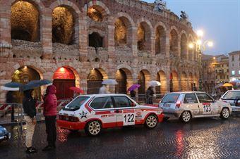 Soave Fiorenza,Ferrari Paola(Ritmo Abarth 130tc,Isola Vicentina,#122), CAMPIONATO ITALIANO RALLY AUTO STORICHE