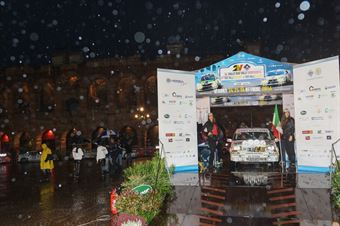 Zandonà Damiano,Stoppa Simone(Renault R5 GT Turbo,Team Bassano,#120), CAMPIONATO ITALIANO RALLY AUTO STORICHE