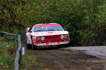 Pedro,Beltrame Luca(Lancia 037,Isola Vicentina,#102), CAMPIONATO ITALIANO RALLY AUTO STORICHE