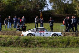 MGM,Torlasco Marco(Porsche 911Sc,Biella Motorteam,#113), CAMPIONATO ITALIANO RALLY AUTO STORICHE