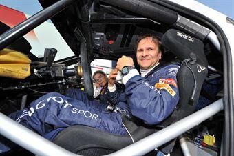 Paolo Andreucci, Anna Andreussi (Peugeot 208 T16 R5 #1), CAMPIONATO ITALIANO RALLY SPARCO