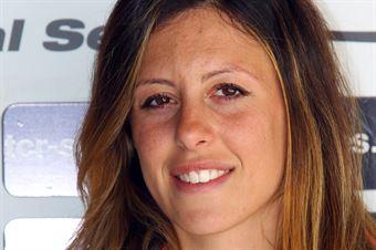 Gara 2 podio TCR, Valentina Albanese (Seat Leon Racer TCR #101), Carlotta Fedeli (Seat Motorsport Italia,SEAT leon Racer #102), TCR ITALY TOURING CAR CHAMPIONSHIP