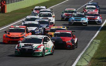 Eric Scalvini (MM Racinge,Honda Civic TCR TCR #9) , TCR ITALY TOURING CAR CHAMPIONSHIP