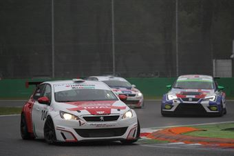 Ricci Notarnicola (Sport & Comunicazione by Autostar,PeugeoT 308 MI16 TCT#104) , TCR ITALY TOURING CAR CHAMPIONSHIP