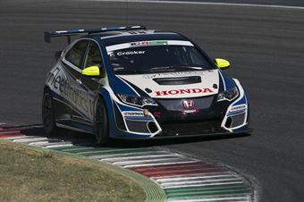 Finlay Crocker (VFR Racin,Honda Civic TCR TCR #88) , TCR ITALY TOURING CAR CHAMPIONSHIP