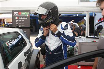 Massimiliano Gagliano (Pit Lane,Volkswagen Golf GTI TCR #21), TCR ITALY TOURING CAR CHAMPIONSHIP
