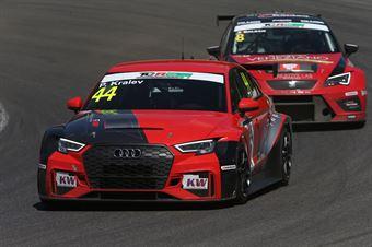 Plamen Kralev (Kraf Racing,Audi RS3 LMS TCR #44) , TCR ITALY TOURING CAR CHAMPIONSHIP