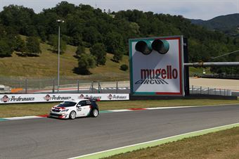 Farina Mauriello (Arduini Corse,PeugeoT 308 MI16 TCT#102) , TCR ITALY TOURING CAR CHAMPIONSHIP