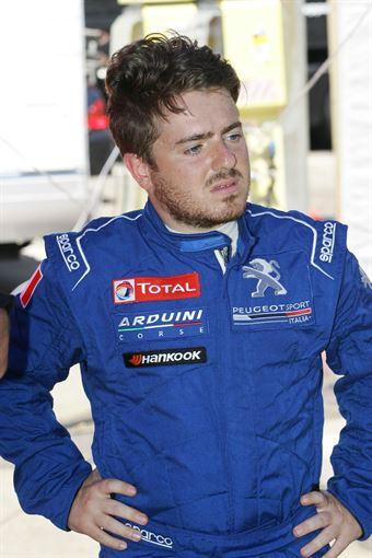 Gianluca Mauriello (Arduini Corse,PeugeoT 308 MI16 TCT#102) , TCR ITALY TOURING CAR CHAMPIONSHIP