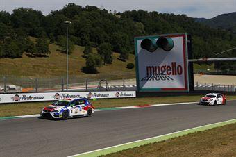 Montalbano Montalbano (BF Racing,Seat Leon Racer TCR #4) , TCR ITALY TOURING CAR CHAMPIONSHIP