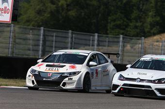 Felice Tedeschi  (MM Motorsport,Honda Civic TCR TCR #46) , TCR ITALY TOURING CAR CHAMPIONSHIP