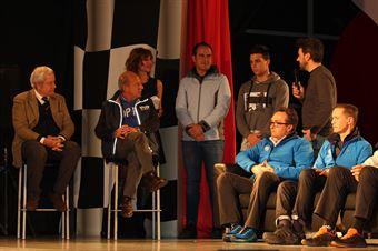 Marco Rogano AciSport, Fiammetta La Giudara Aci Sport , Nicola Baldan (ITA), TCR ITALY TOURING CAR CHAMPIONSHIP