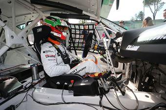 Nicola Baldan (Pit Lane,Seat Leon TCR TCR #8) , TCR ITALY TOURING CAR CHAMPIONSHIP