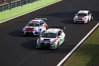 Eric Scalvini (MM Motorsport,Honda Civic TCR TCR #9) , TCR ITALY TOURING CAR CHAMPIONSHIP