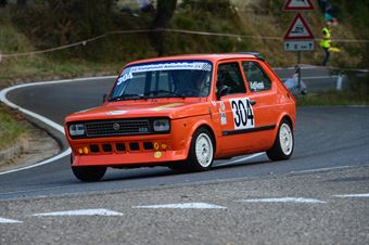 Massimo Aglietti (Valdelsa Classic – Fiat 127 L – 304), CAMPIONATO ITALIANO VEL. SALITA AUTO STORICHE
