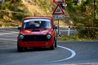 Gianpietro Barbieri (Valdelsa Classic – Autobianchi A 112 Abarth – 302), CAMPIONATO ITALIANO VEL. SALITA AUTO STORICHE