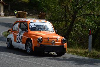 Alvaro Bartoli (Team Italia – Abarth 1000 TC – 224), CAMPIONATO ITALIANO VEL. SALITA AUTO STORICHE