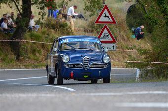 Lorenzo Bellini (Bologna Squadra Corse   Alfa Romeo Giulietta TI – 112), CAMPIONATO ITALIANO VEL. SALITA AUTO STORICHE