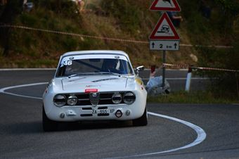 Paolo Bergia (Alfa Romeo GTAM – 246), CAMPIONATO ITALIANO VEL. SALITA AUTO STORICHE