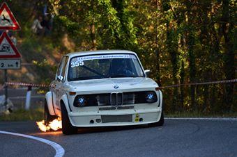 Giancarlo Bianchetti (Clemente Biondetti –BMW 2002 Tii – 355), CAMPIONATO ITALIANO VEL. SALITA AUTO STORICHE