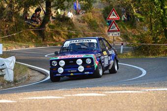 Alvaro Bertinelli (Valdelsa Classic – Autobianchi A 112 Abarth – 303), CAMPIONATO ITALIANO VEL. SALITA AUTO STORICHE