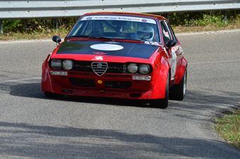Amerigo Bigliazzi (Piloti Senesi – Alfetta GT – 323), CAMPIONATO ITALIANO VEL. SALITA AUTO STORICHE