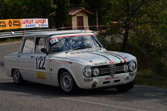 Paolo Bonifanti (Alfa Romeo Giulia Super – 122), CAMPIONATO ITALIANO VEL. SALITA AUTO STORICHE