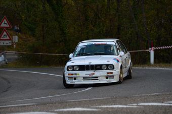 Giuseppe Bonifati (Valdelsa Classic BMW 318 IS – 22), CAMPIONATO ITALIANO VEL. SALITA AUTO STORICHE